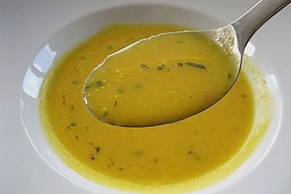 Kürbissuppe mit Ingwer und Kokosmilch 157