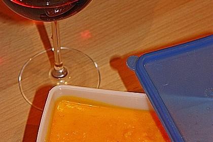 Kürbissuppe mit Ingwer und Kokosmilch 211