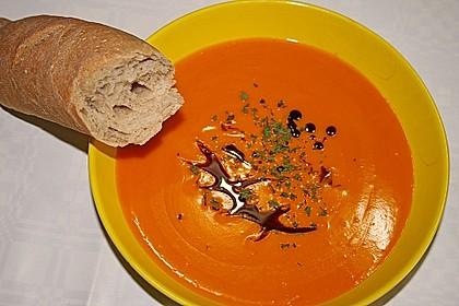 Kürbissuppe mit Ingwer und Kokosmilch 87