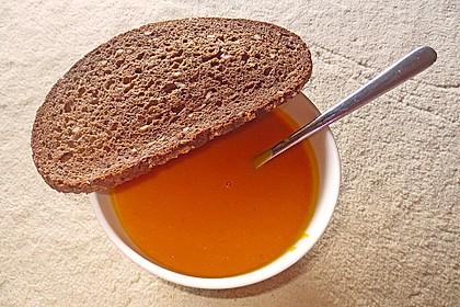 Kürbissuppe mit Ingwer und Kokosmilch 108