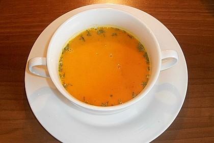 Kürbissuppe mit Ingwer und Kokosmilch 103