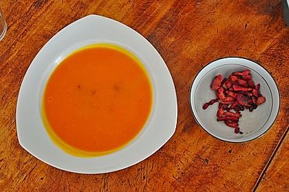 Kürbissuppe mit Ingwer und Kokosmilch 59