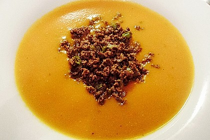 Kürbissuppe mit Ingwer und Kokosmilch 37