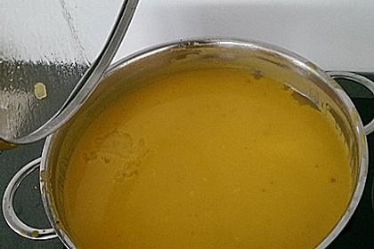 Kürbissuppe mit Ingwer und Kokosmilch 128
