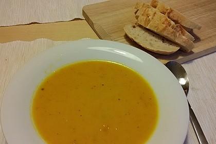 Kürbissuppe mit Ingwer und Kokosmilch 68