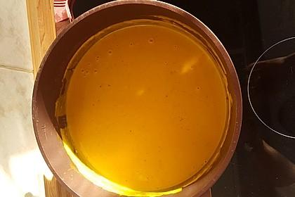 Kürbissuppe mit Ingwer und Kokosmilch 179