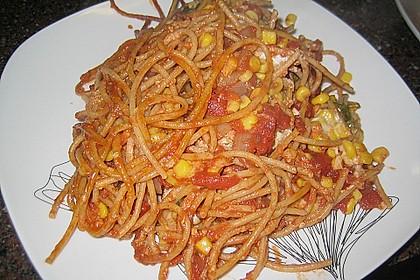 Spaghetti - Pfannen - Pizza 5