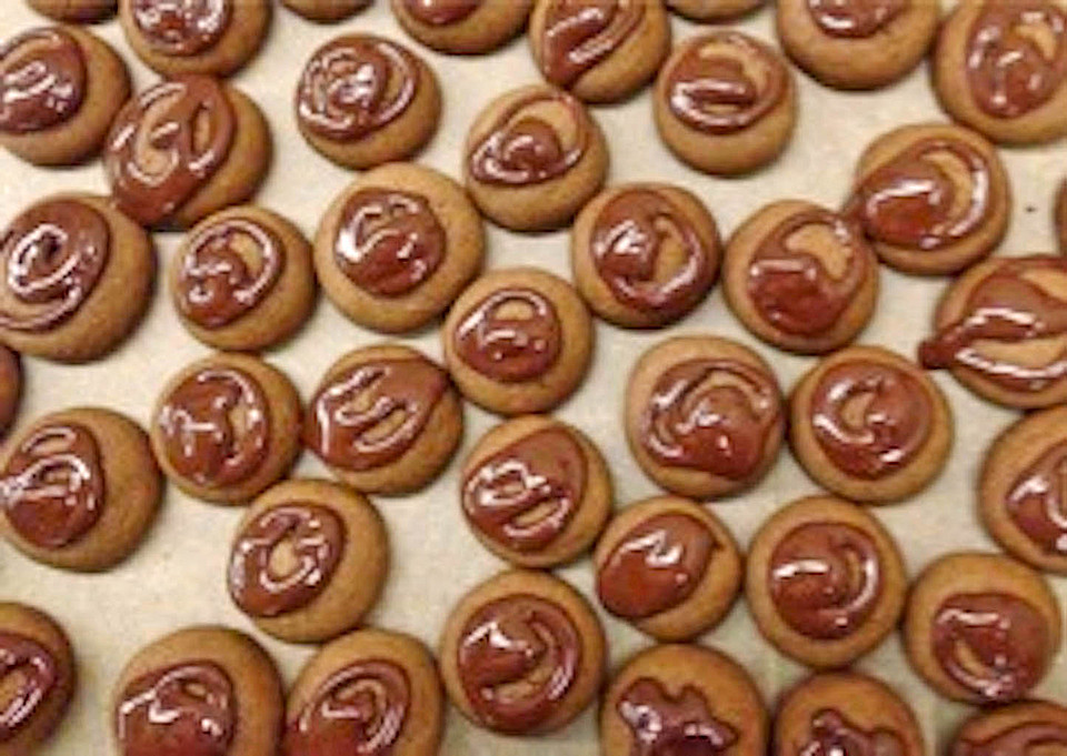 Rezept platzchen mit nutella fullung