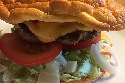 """Low Carb """"Oopsie"""" Burger 32"""