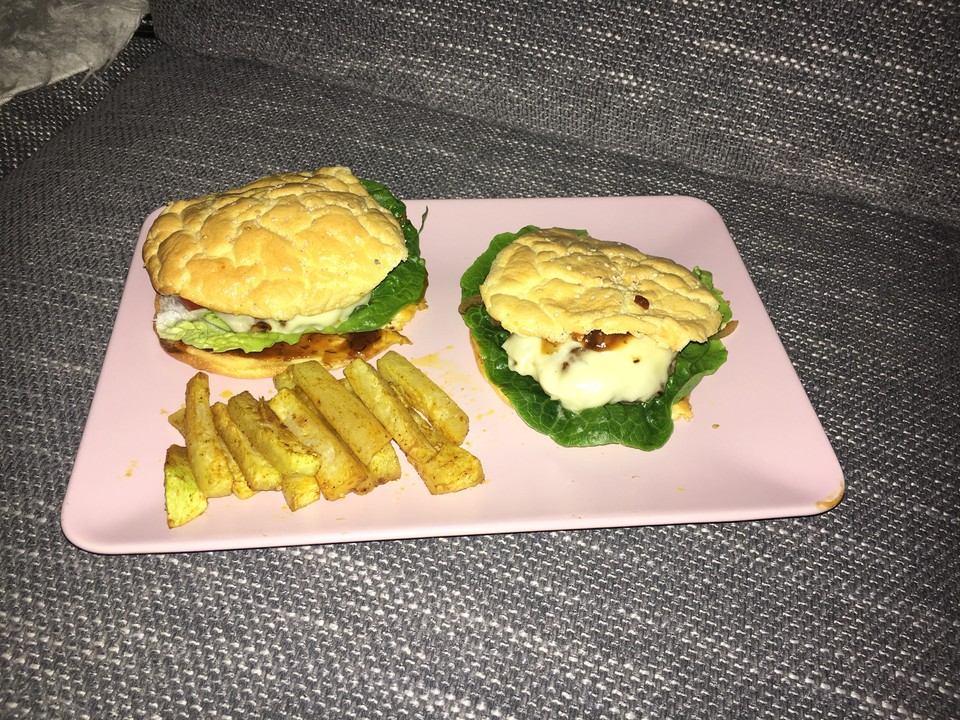 "Low Carb ""Oopsie"" Burger von smili20 