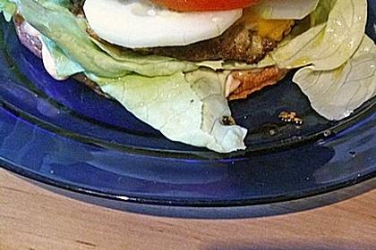 """Low Carb """"Oopsie"""" Burger 41"""