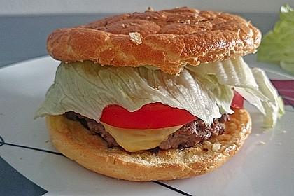 """Low Carb """"Oopsie"""" Burger 23"""