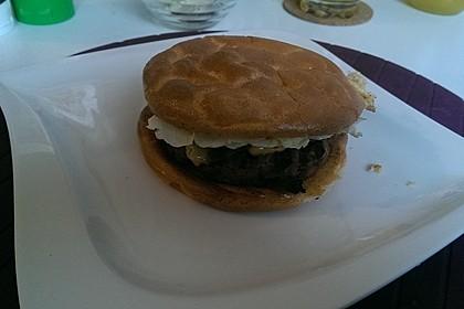 """Low Carb """"Oopsie"""" Burger 46"""
