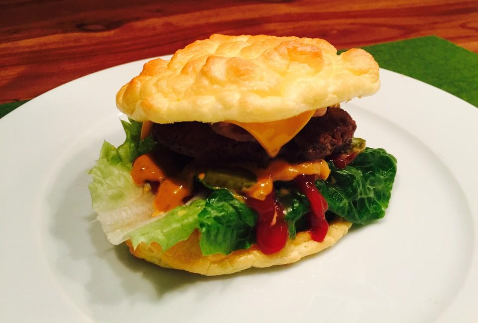 burger br tchen low carb selber machen. Black Bedroom Furniture Sets. Home Design Ideas