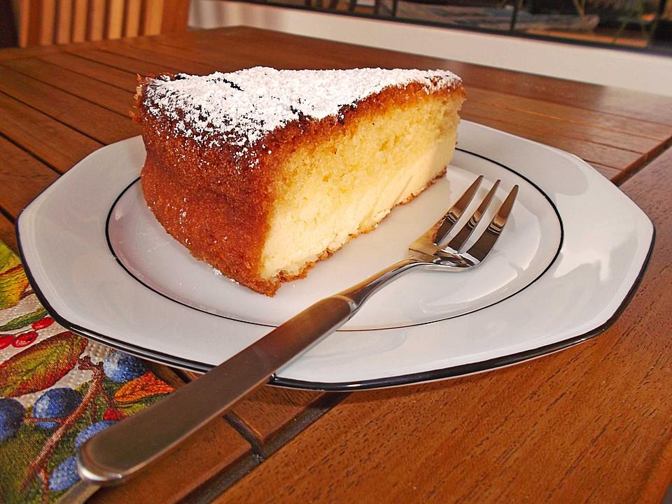 Dreh Um Kuchen