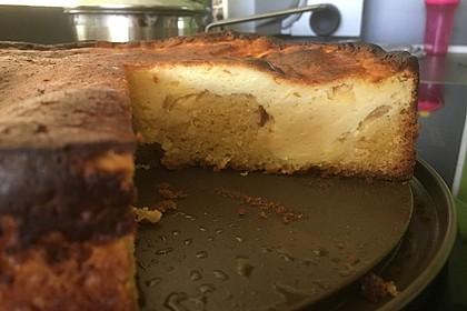 Kasekuchen Dreh Dich Um Kuchen