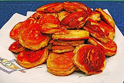 Vegane Pancakes - milchfrei, eifrei, laktosefrei 18