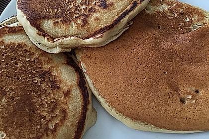 Vegane Pancakes - milchfrei, eifrei, laktosefrei 16
