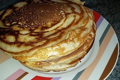 Vegane Pancakes - milchfrei, eifrei, laktosefrei 19