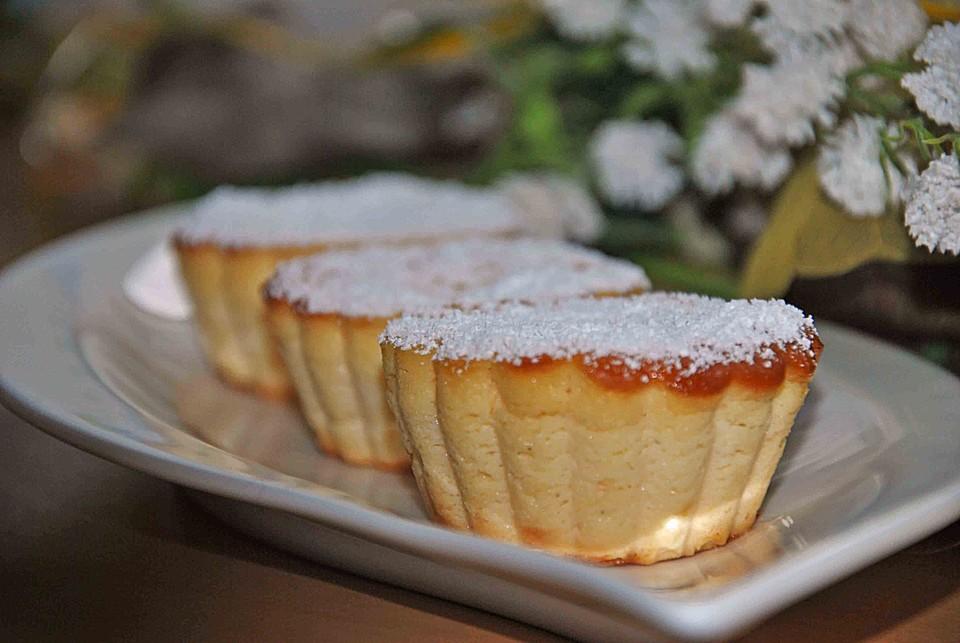 Schnelle Käsekuchen-Muffins (Rezept mit Bild) von La_Cuisine_1990 ...