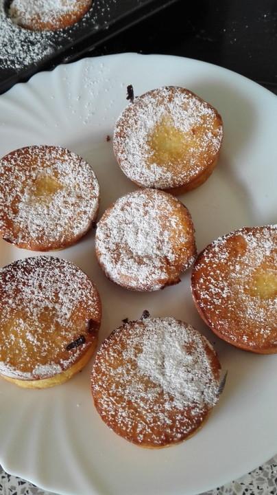 Schnelle Käsekuchen-Muffins (Rezept Mit Bild) Von La_Cuisine_1990