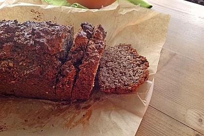 LOGI-Brot oder Low Carb Brot 1