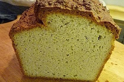 LOGI-Brot oder Low Carb Brot