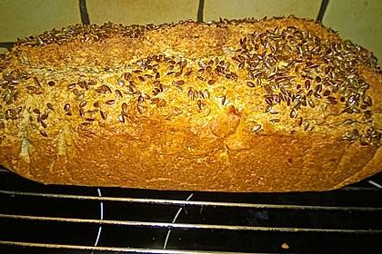 LOGI-Brot oder Low Carb Brot 3