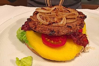 Exotischer Burger 2
