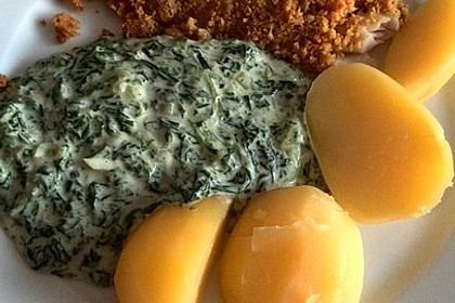 Fisch mit Curry-Kräckerkruste 2