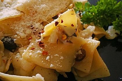 Pasta mit Brokkoli 15