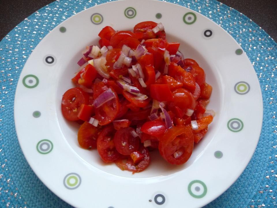 paprika tomaten salat von serenade1611. Black Bedroom Furniture Sets. Home Design Ideas