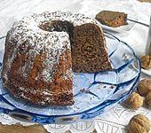 Walnuss-Schokoladen-Kuchen