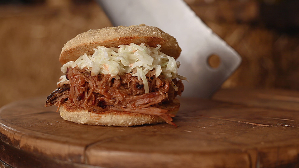 Pulled Pork På Weber Gasgrill : Pulled pork aus dem smoker von chefkoch video chefkoch