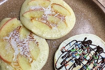 Pfannkuchen, Crêpe und Pancake 27