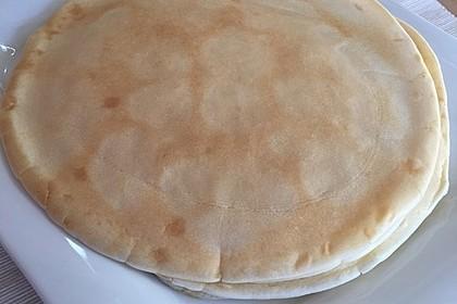 Pfannkuchen, Crêpe und Pancake 35