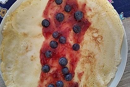 Pfannkuchen, Crêpe und Pancake 53