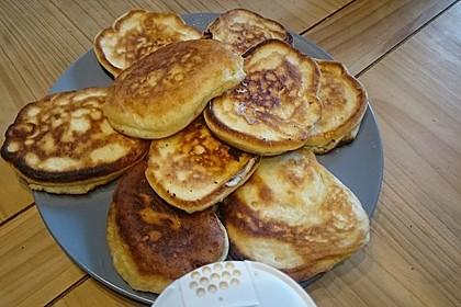 Pfannkuchen, Crêpe und Pancake 29