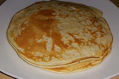 Pfannkuchen, Crêpe und Pancake 22