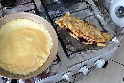 Pfannkuchen, Crêpe und Pancake 69