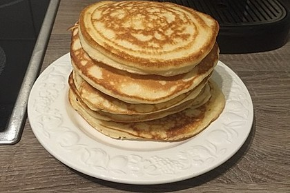 Pfannkuchen, Crêpe und Pancake 13