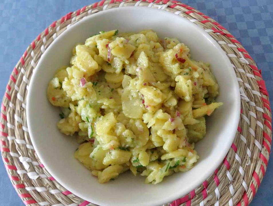badischer kartoffelsalat rezept mit bild von chefkoch video. Black Bedroom Furniture Sets. Home Design Ideas