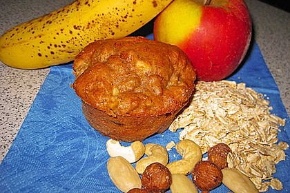 Müsli-Muffins 2