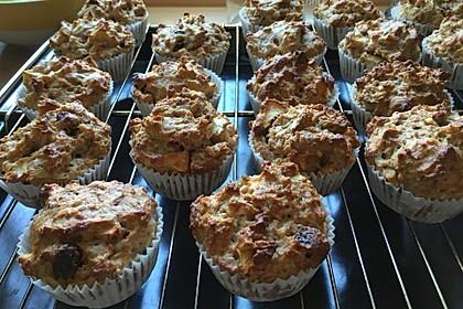 Müsli-Muffins 1