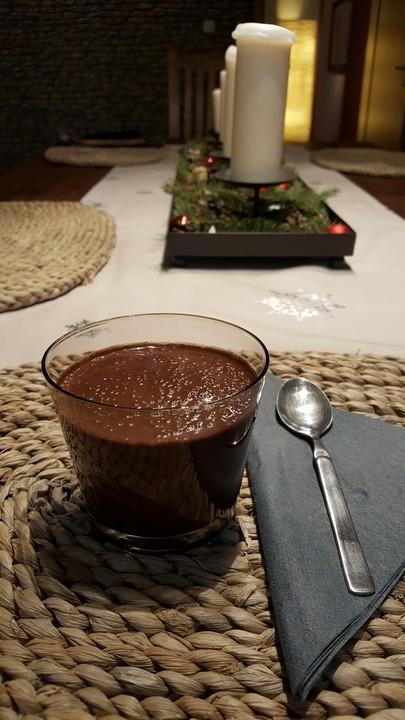 low carb chia schoko pudding rezept mit bild von eunio. Black Bedroom Furniture Sets. Home Design Ideas
