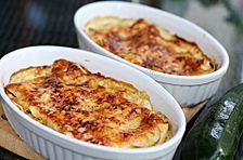 Jankos Veggie-Lasagne