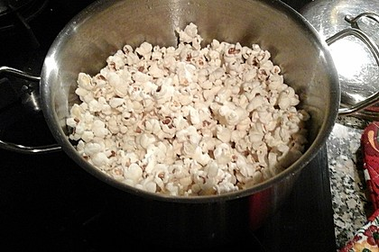 Popcorn mit Buttergeschmack