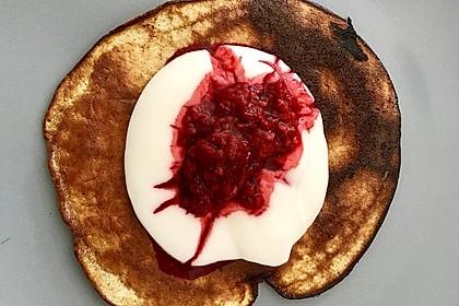 Bananen-Ei Pancakes aus 2 Zutaten 5