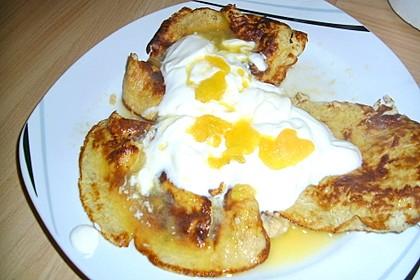Bananen-Ei Pancakes aus 2 Zutaten 10