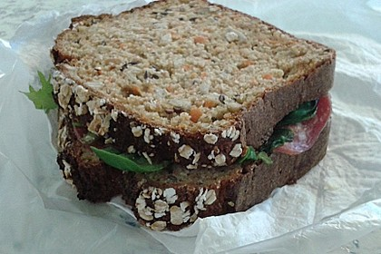 Low Carb Brot 7